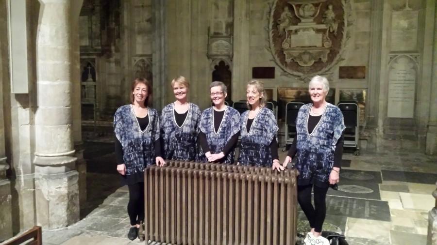 Conflict to Chorus 2015